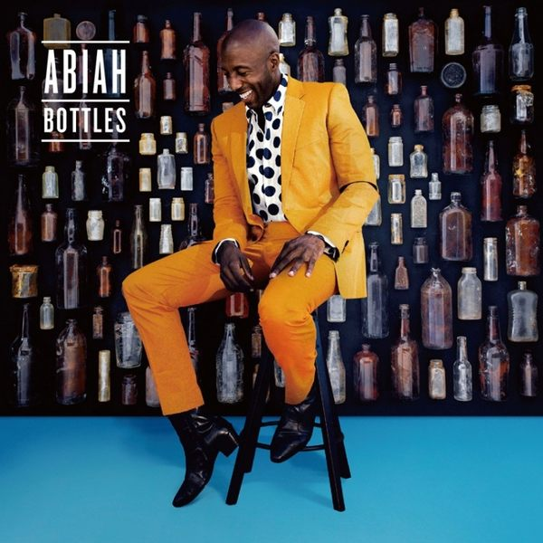 阿比亞  玻璃瓶 CD (音樂影片購)