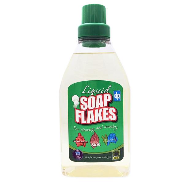 英國製造 DP soap flakes 多功能 精緻衣服專用 洗衣精 ( 敏感與過敏體質適用)