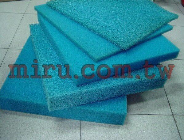 【西高地水族坊】ISTA代理 全新德製生化棉(50cm*50cm*5cm)