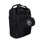 FILA 後背包 Original Logo Backpack 黑 白 男女款 經典款 運動休閒 【ACS】 BPV3002BK