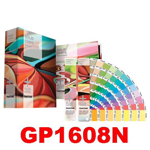 【必購網】PANTONE SOLID Color Set 指南 色票色卡  4冊/組  GP1608N