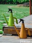 灑水壺 手壓式兩用大號噴壺 家用澆水壺園藝澆花壺 噴霧器園藝噴澆兩用型 智慧