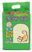 ☆國際貓家☆韓國豆腐貓砂-7L (超商取貨限購一包)
