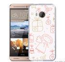 ✿ 3C膜露露 ✿【可愛天使*硬殼】HTC ONE ME手機殼 手機套 保護套 保護殼