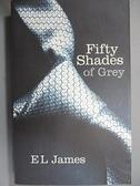 【書寶二手書T3/原文小說_CTK】Fifty Shades of Grey_E. L. James