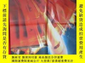 二手書博民逛書店大幅電影海報罕見【長空風暴】 長99寬69 F69Y19945