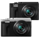 送128G+耳機+7好禮 9/30前登錄送原廠電池+32G 24期零利率 Panasonic Lumix DC-ZS80 輕便旅行相機 公司貨