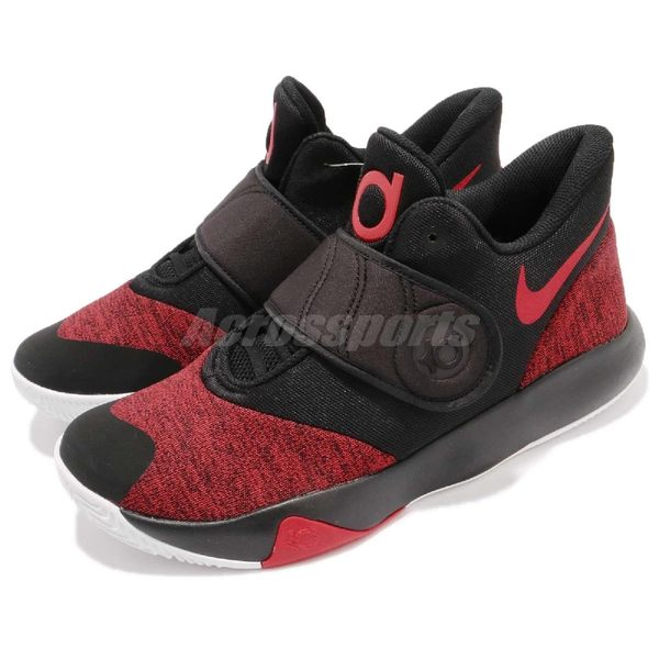 【六折特賣】 Nike 籃球鞋 KD Trey 5 VI EP 6代 紅 黑 XDR 男鞋 Kevin Durant【PUMP306】 AA7070-006