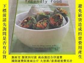 二手書博民逛書店FRIENDLY罕見FOOD(友好的食物)(英文)Y200392