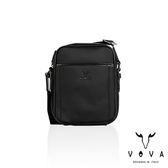 【VOVA】熱那亞系列直式斜背包-小(經典黑)VA114S05BK