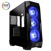 Antec【DF500 RGB】(玻璃側板)電競機殼/ATX/U3*2 電腦機殼PC機殼電競機殼電腦機箱 安鈦克【迪特軍】