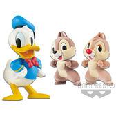 迪士尼 毛茸茸 唐老鴨&奇奇蒂蒂(2種造型隨機)_ BD38342