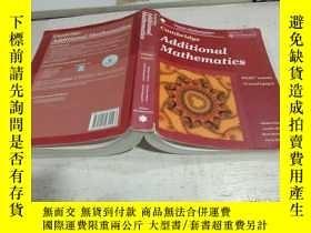 二手書博民逛書店Cambridge罕見Additional Mathematics(劍橋附加數學)Y212829