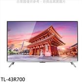 【南紡購物中心】奇美【TL-43R700】 43吋4K HDR聯網電視