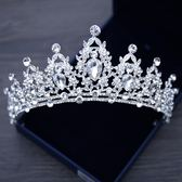 新娘皇冠頭飾新款韓式公主大氣發飾結婚紗配飾品發飾超仙甜美 全館八八折下殺