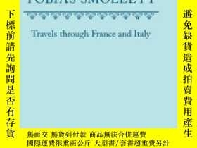 二手書博民逛書店Travels罕見Through France And Ital