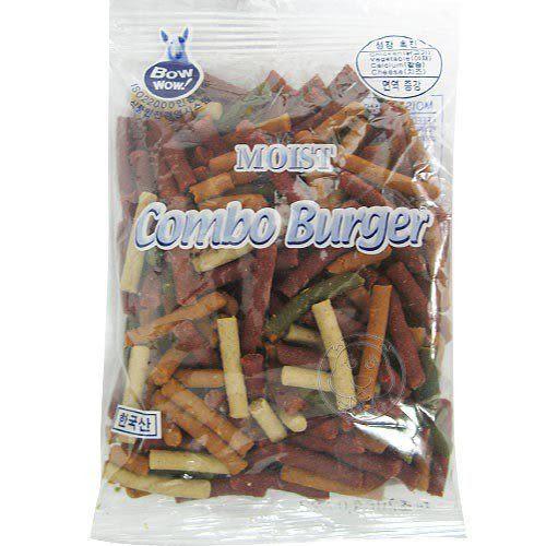 【培菓平價寵物網 】韓國BowWow《起司條》雞肉/羊肉試吃包100克*12包