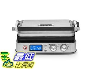 [7美國直購] DeLonghi America CGH1030D Livenza All-Day Grill, Griddle and Waffle Maker