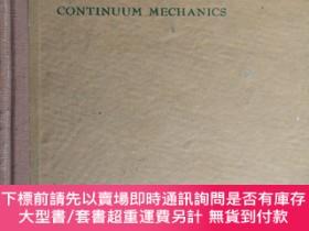 二手書博民逛書店Partial罕見differential equations and continuum mechanics偏微