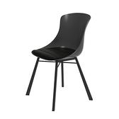 組 - 特力屋萊特 塑鋼椅 金屬腳架/黑椅背/黑座墊