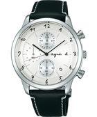 【人文行旅】Agnes b. | 法國簡約雅痞 FBRW994/BM3003J1 簡約時尚腕錶 40mm