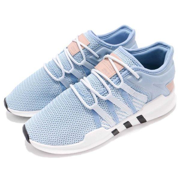adidas 復古慢跑鞋 EQT Racing ADV W Equipment 藍 白 粉藍 運動鞋 全新鞋款 女鞋【PUMP306】 CQ2157