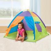 兒童帳篷室內外玩具游戲屋公主寶寶過家家女孩折疊大房子海洋球池 LX 童趣屋