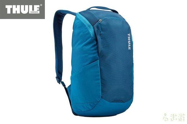 Thule 瑞典 筆記型電腦背包 EnRoute 14L 海藍 3203590 旅行背包 休閒背包 健行背包 [易遨遊]