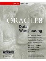 二手書博民逛書店《Oracle8 Data Warehousing (Oracl