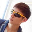 大黃蜂偏光太陽眼鏡 帥氣指數破表  抗UV400 防眩光減疲勞看清細節