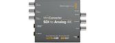 【BMD】BlackMagic Mini Converter SDI to Analog 4K 迷你轉換器 SDI 到類比 4K 公司貨 CONVMASA4K