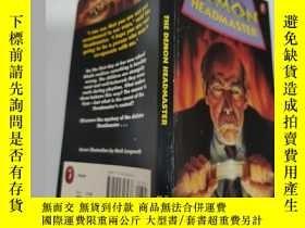 二手書博民逛書店the罕見demon headmaster 惡魔掌門..Y200392