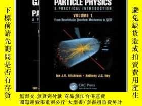 二手書博民逛書店Gauge罕見Theories In Particle Physics(4th.ed) 2 Volume Set-