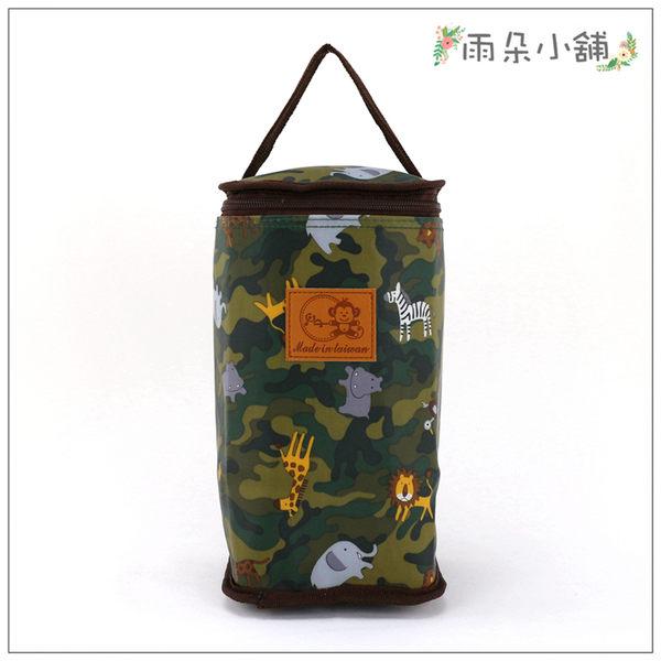 保溫袋.包包.防水包M291-005 保冰保溫飯盒袋-綠迷彩大草園08084 funbaobao