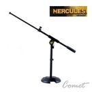 【麥克風架】HERCULES MS120B 桌上型迷你麥克風斜架