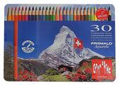 CARAN d`ACHE 瑞士卡達  999.330 prismalo 30色高級水性彩色鉛筆
