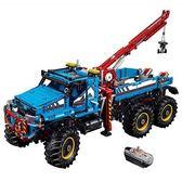 LEGO 樂高 Technic 6x6 All Terrain Tow Truck 42070 Building Kit (1862 Piece)