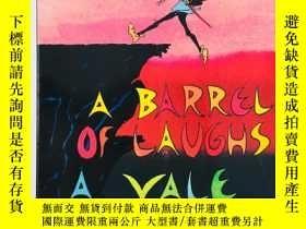 二手書博民逛書店a罕見barrel of laughs a vale of tearsY19139 jules feiffer