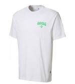 CONVERSE系列 男款白色 運動短袖 -NO.10008551-A01
