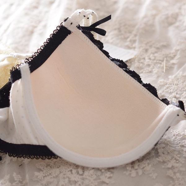 纯棉薄款定型胸罩-1236000102