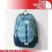 【The North Face 女 風格雙肩背包《貝殼藍》】A93J-D4X/後背包/雙肩包/電腦包/戶外/休閒★滿額送