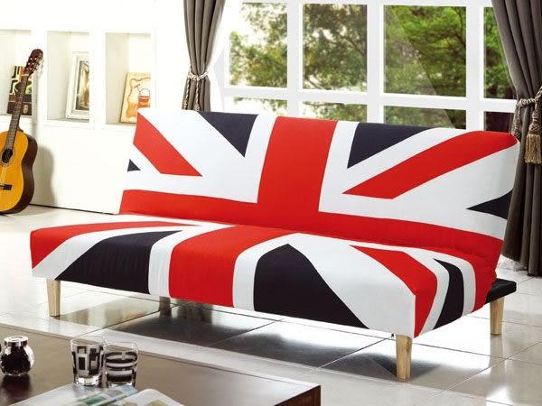 【預購】英國造型沙發床(18JF/206-2)【DD House