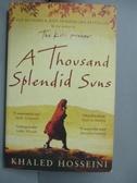 【書寶二手書T1/原文書_OGP】A Thousand Splendid Suns_KHALED HOSSEINI