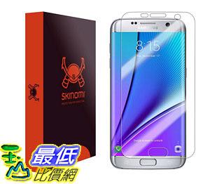 [105美國直購] 螢幕保護膜 Galaxy S7 Edge Screen Protector 2-Pack Full Coverage Premium HD Clear Film B01CURK3WK