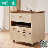 床頭櫃 現代簡約迷你臥室白色簡易皮質小床頭柜儲物小柜子A105-A igo阿薩布魯
