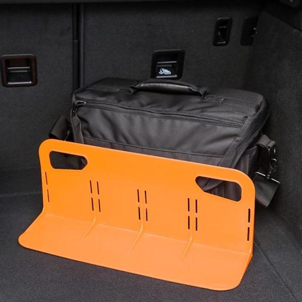 汽車後備箱固定架車載車用收納帶儲物整理袋網兜大超大置物小箱 交換禮物大熱賣