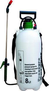 塑料氣壓噴壺、壓縮式噴霧器8公升