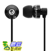 [104美國直購] Skullcandy Titan In Ear Bud (Black/Black) S2TTDZ-033