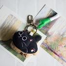 砂鍋貓鑰匙圈吊飾/療育商品