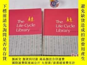 二手書博民逛書店1969年,英文原版,THE罕見LIFE CYCLE LIBRA